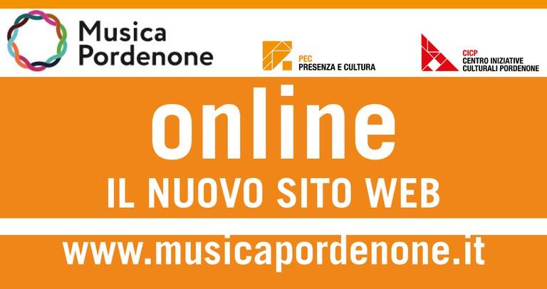 Nuovo sito musica